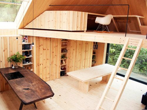 Grand designs minimalist house london