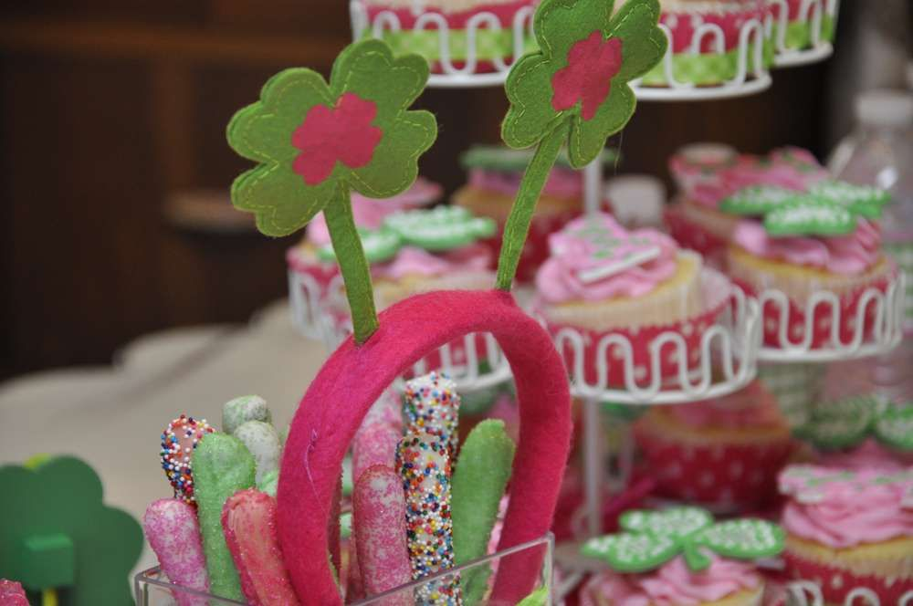 St. Patrick's Day Birthday Party Ideas Happy birthday