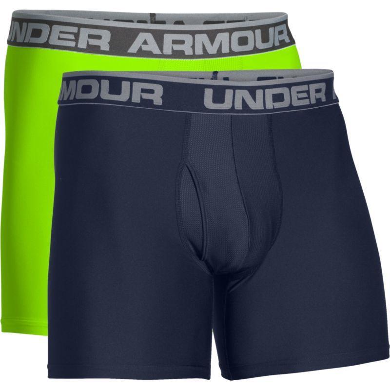 4baafbc0a3 Under Armour Men's O Series 6'' Boxerjock Boxer Briefs 2 Pack in ...