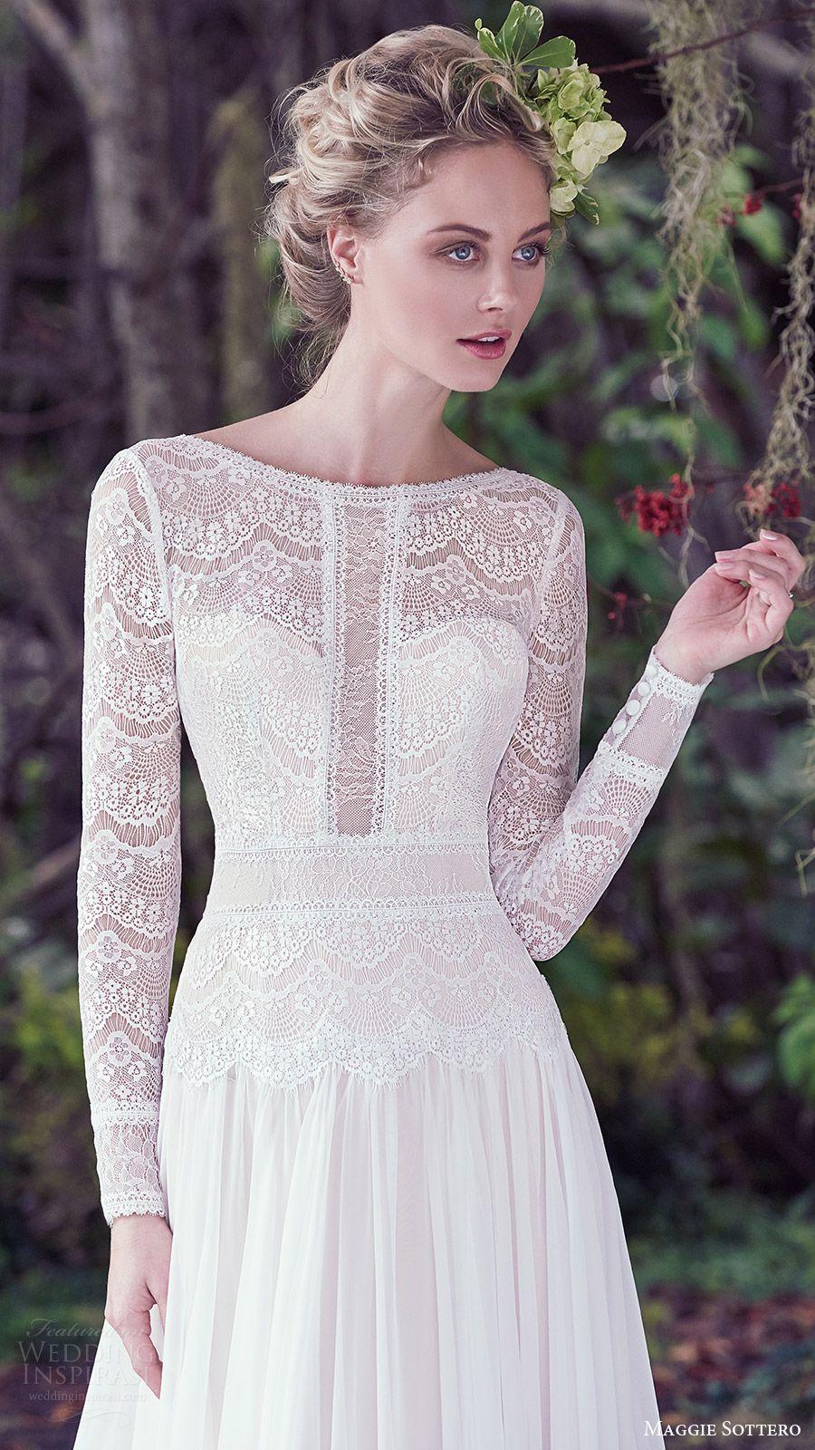"""Maggie Sottero Fall 2016 Wedding Dresses — """"Lisette"""" Bridal ..."""