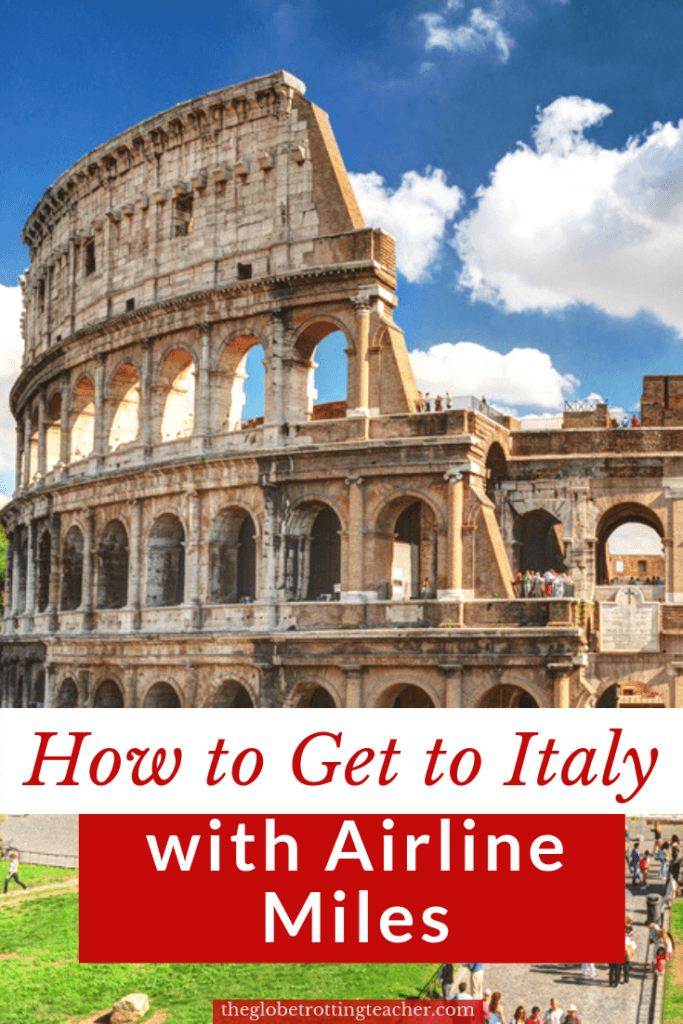 Ist Italien Auf Ihrer Reisekorbliste Keine Notwendigkeit Die Bank Zu Brechen Um Dorthin Zu Gelangen Dieser Leitfaden Zeigt Wie Sie Mit Meilen Und Punkten N En 2020