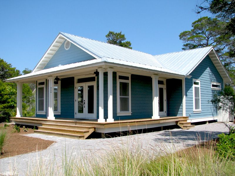 Custom modular homes and manufactured single family homes Cottage style tiny homes