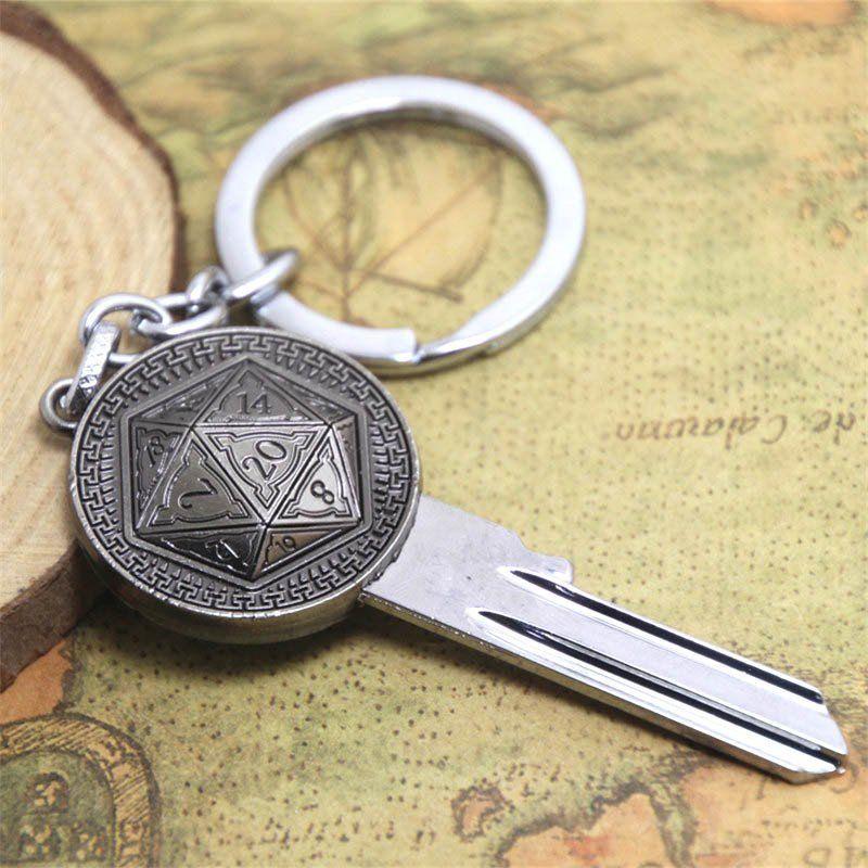 D20 Custom House Key Blank Key Blanks Key House Keys