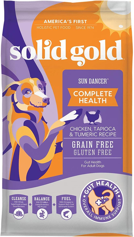 Solid GoldSun DancerGrainFreeNatural ChickenHigh