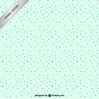 Points abstract seamless patterns