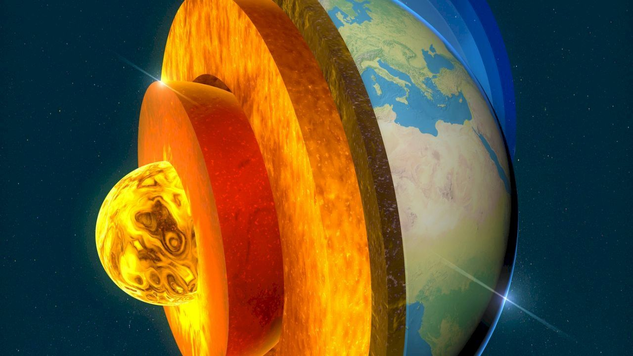 كيفية تكوين الأرض Planets Celestial Bodies Celestial