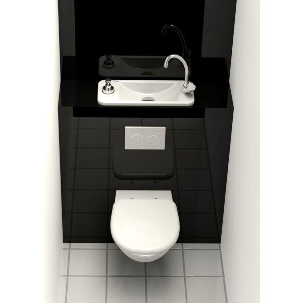 wc écologique avec lavabo intégré sur tendances wc | wc public