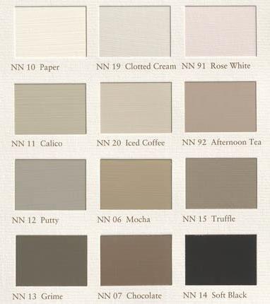Verrassend grijs bruin tinten   Woonkamer bruin, Muurverf, Slaapkamer bruin GM-09