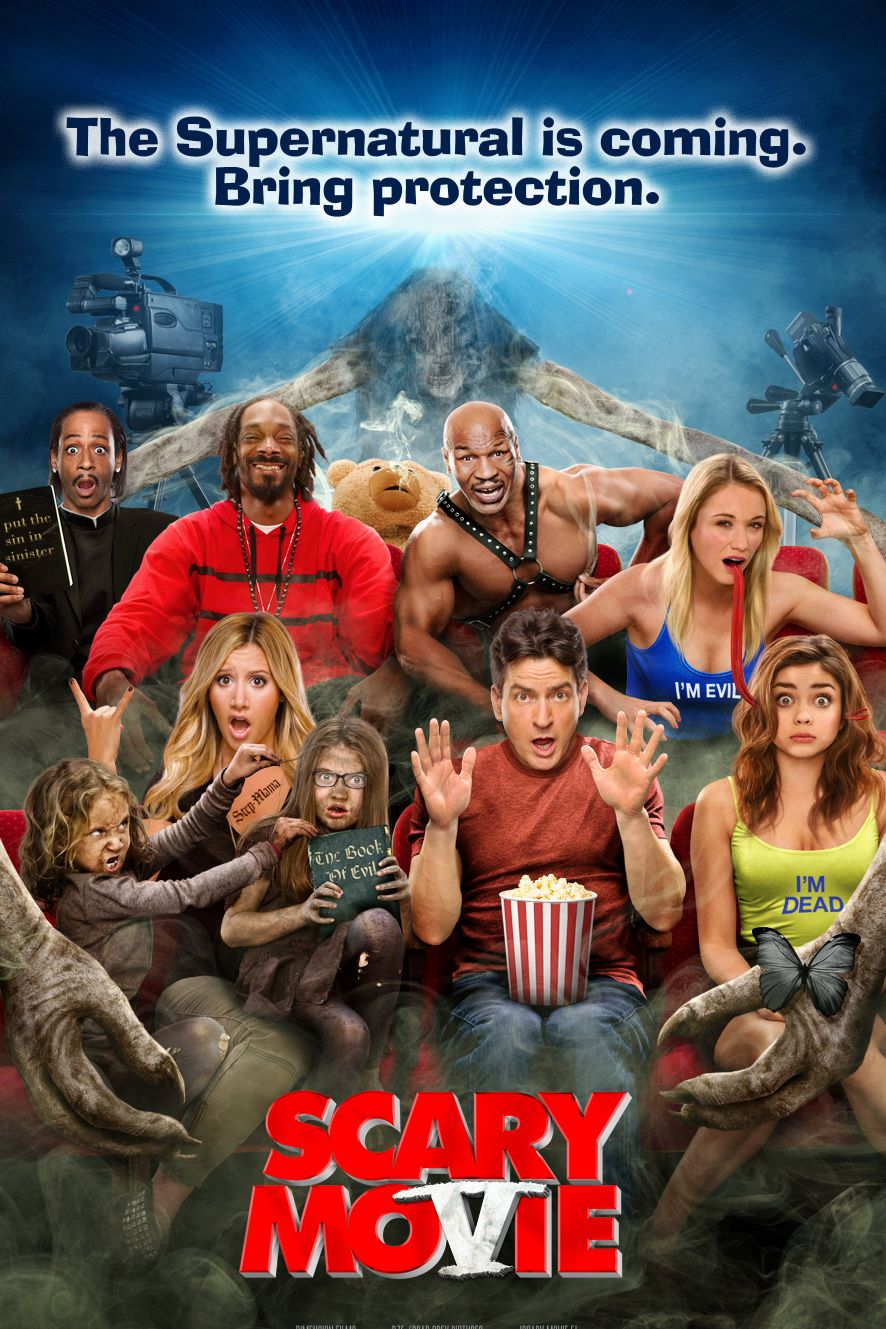 Scary Movie Is Back With Hilarious Send Ups Of The Latest And