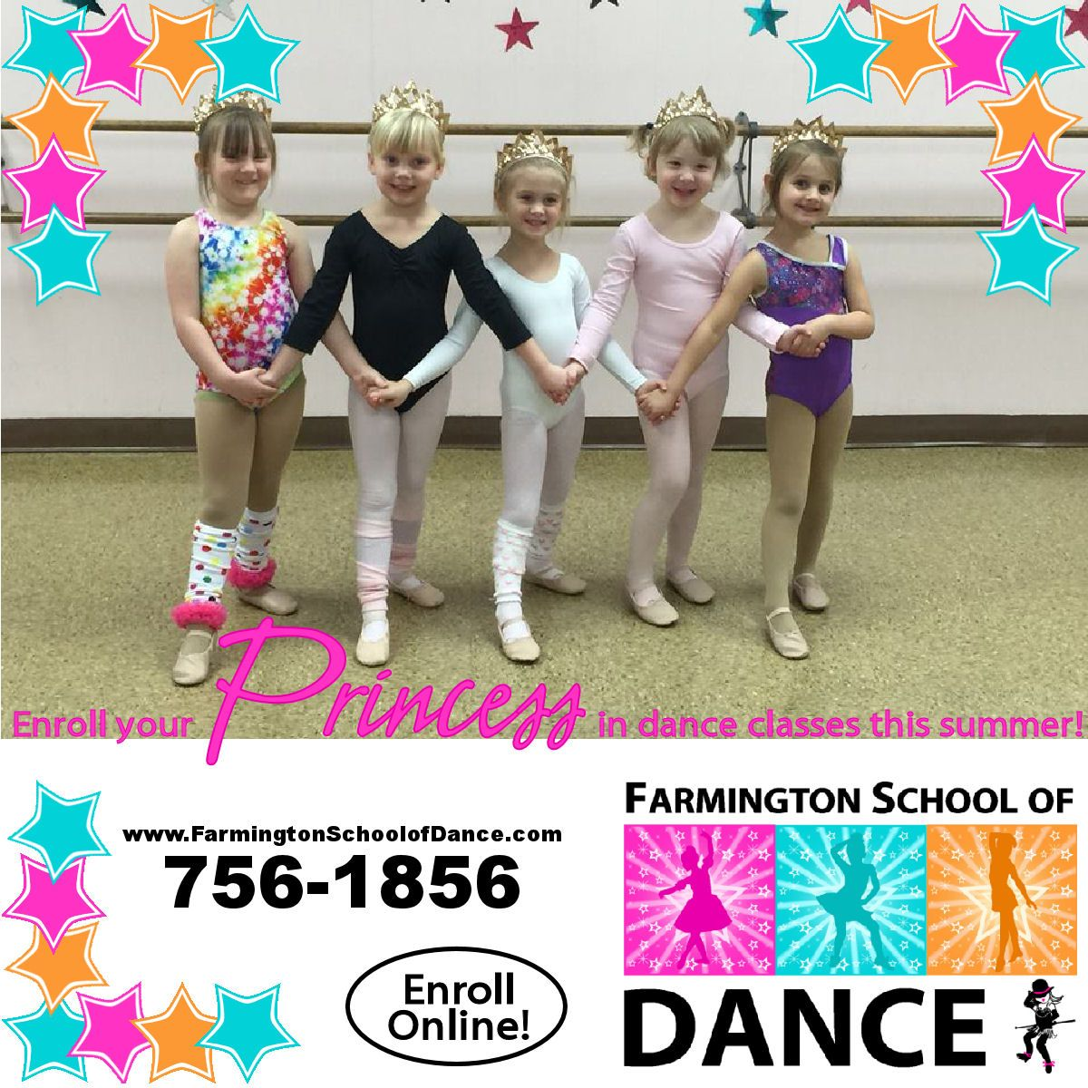 Looking For A Summer Activity For Your 3 15 Year Old Summer Is A Great Time To Try Out Dance Our 6 Lesson Summer Dance Sessi Dance Dance Class Class Pictures