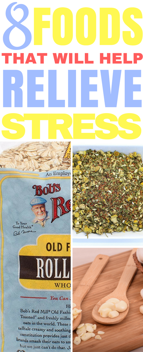 8 Foods You Should Eat To Reduce Stress | How to relieve ...