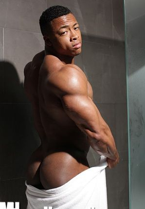 Thick Booty Black Men