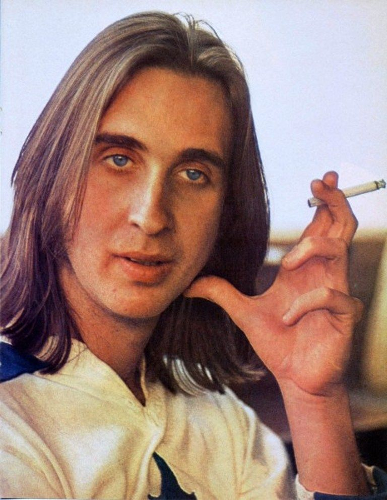 Mike Rutherford ~ Born Michael John Cloete Crawford