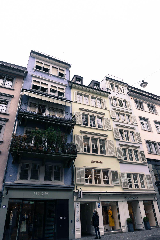 Zürich Switzerland Travel Guide Switzerland travel