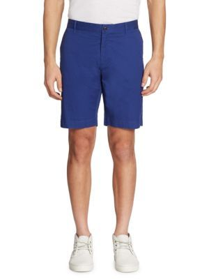 LACOSTE Slim-Fit Twill Shorts. #lacoste #cloth #shorts