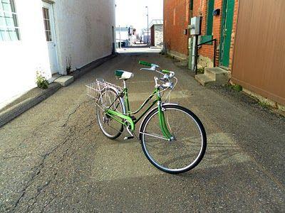 7e4bff670 Jan s 1968 Schwinn Collegiate Deluxe 5-speed vintage bicycle - overhauled