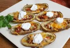Baked Potato Skins!!!
