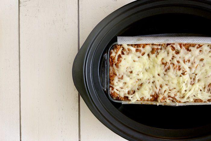 Lasaña. Receta para Crock Pot | Receta | Como hacer lasaña