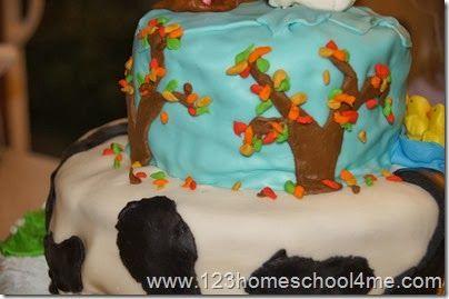 123 Homeschool 4 Me: Farm Birthday Party