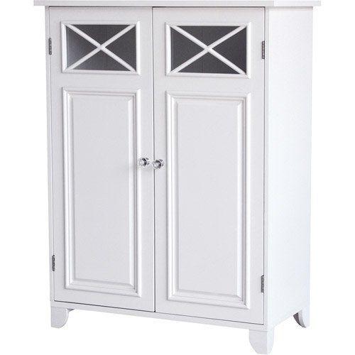 Prairie Double Door Floor Cabinet Furniture Storage Shelf Rack Locker Cupboard White House Styles Primitive Dining Rooms Elegant Homes