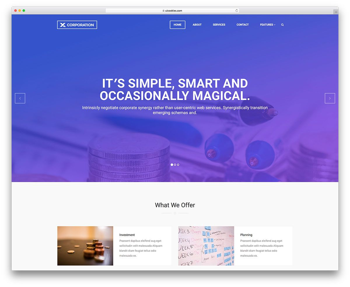 54 Top Free Bootstrap 4 Website Templates 2019 | פתרתי