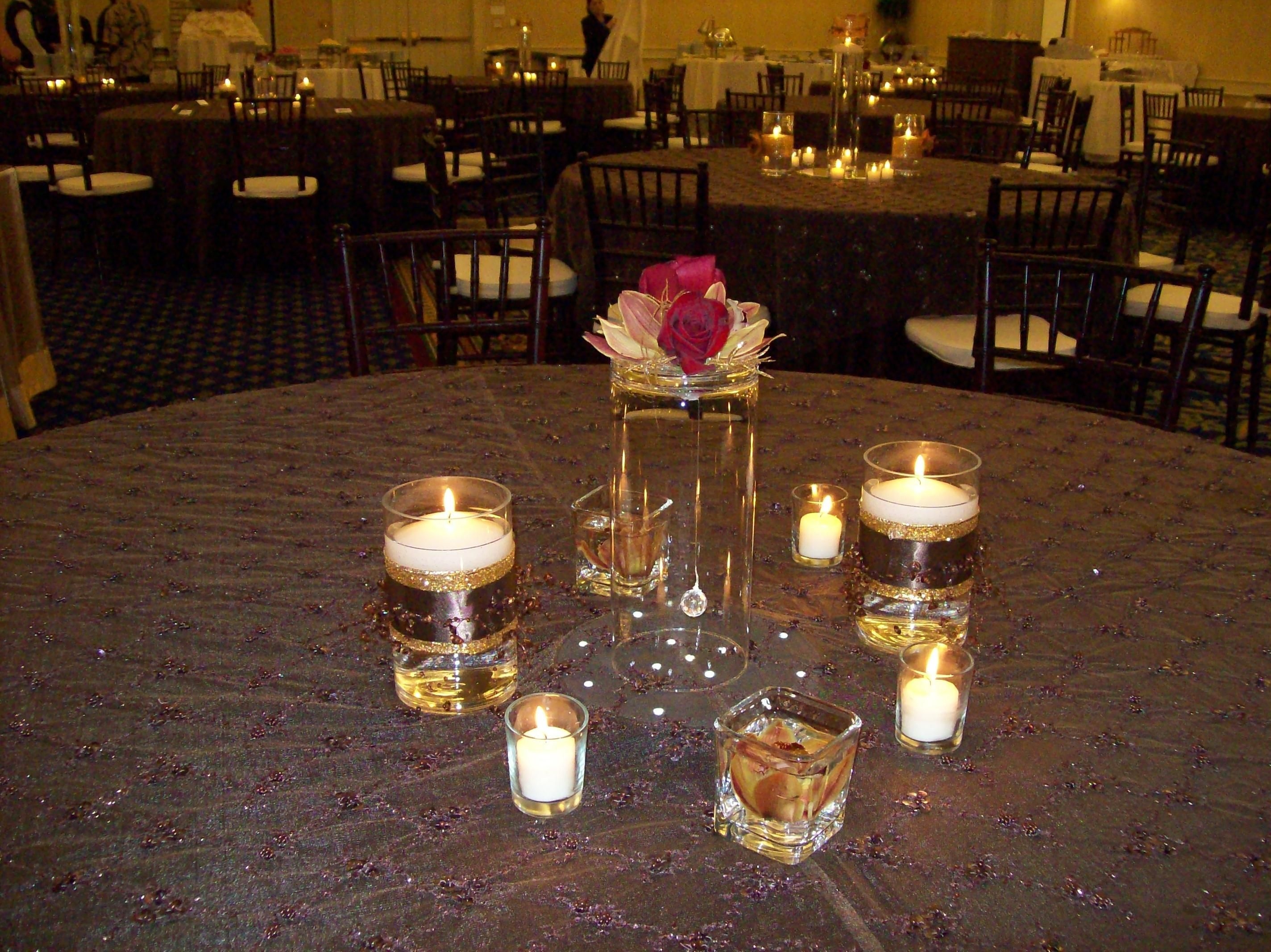 Simple Accessories For Your Wedding Reception | Wedding Decoration ...