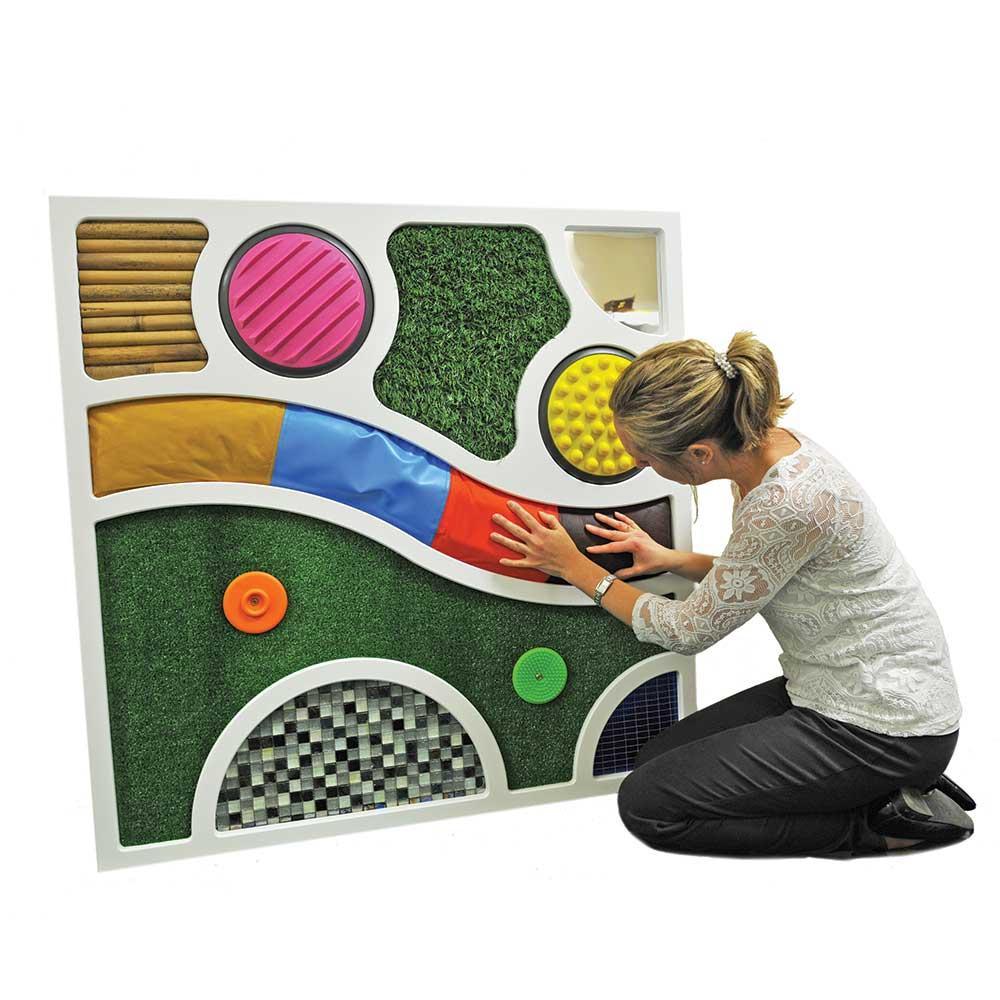Сенсорная стена в детском саду картинки