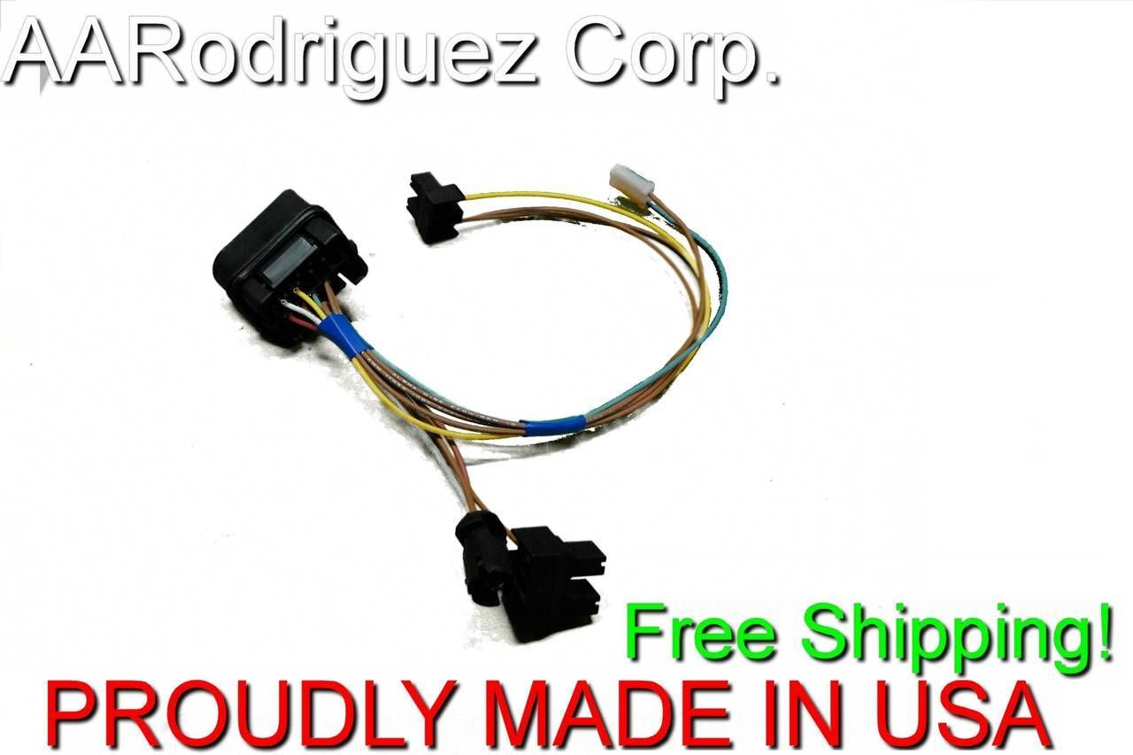 1a73d1c6e900a3ad3eef8843d8f23184 brand new, complete vw mkiv golf headlight wiring harness 1999 5 mk4 golf wiring harness at crackthecode.co