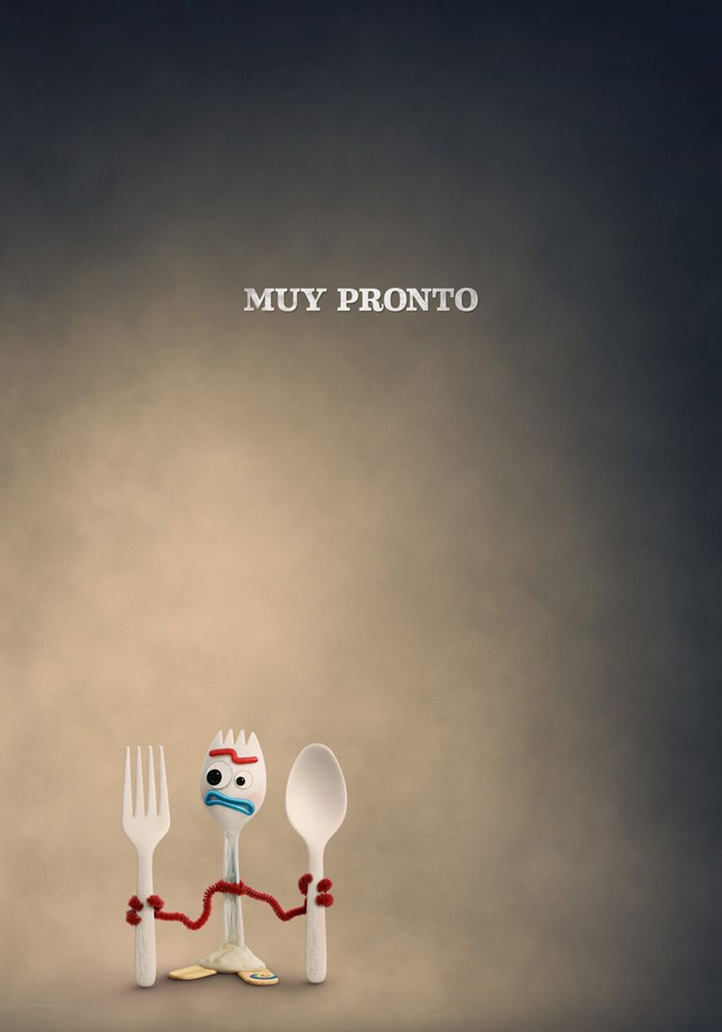 Toy Story 4 Poster Forky Peliculas Completas Gratis Peliculas Completas Toy Story
