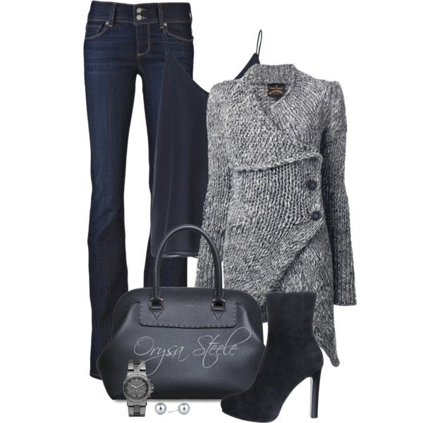 Autumn Slate, created by orysa on Polyvore