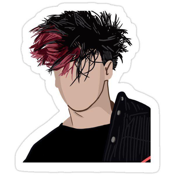 'Dom's New Hair' Sticker by Polaroxd