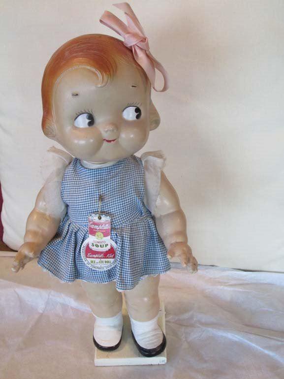 Vintage Campbell Soup Dolls Cheap Online