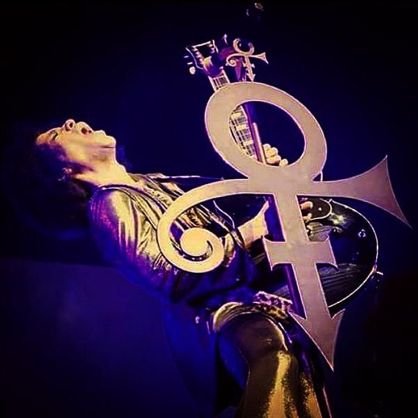 Because everyone needs this in their Twitter feed. #Prince in #Montreal photo cred unknown.