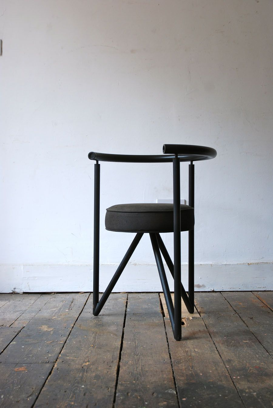Philippe Starck Miss Dorn Chair Post
