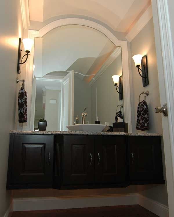 Www.cabinetworldpa.com I LOVE The Suspended Vanity! I LOVE