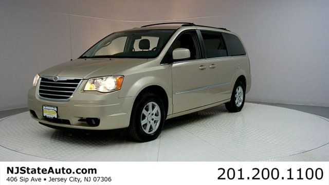 New Jersey State Auto Auction Sales Department Chrysler Town