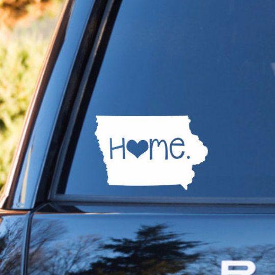 Iowa State Cyclones Ncaa Football Vinyl Sticker Car Truck Window Decal Laptop Ebay