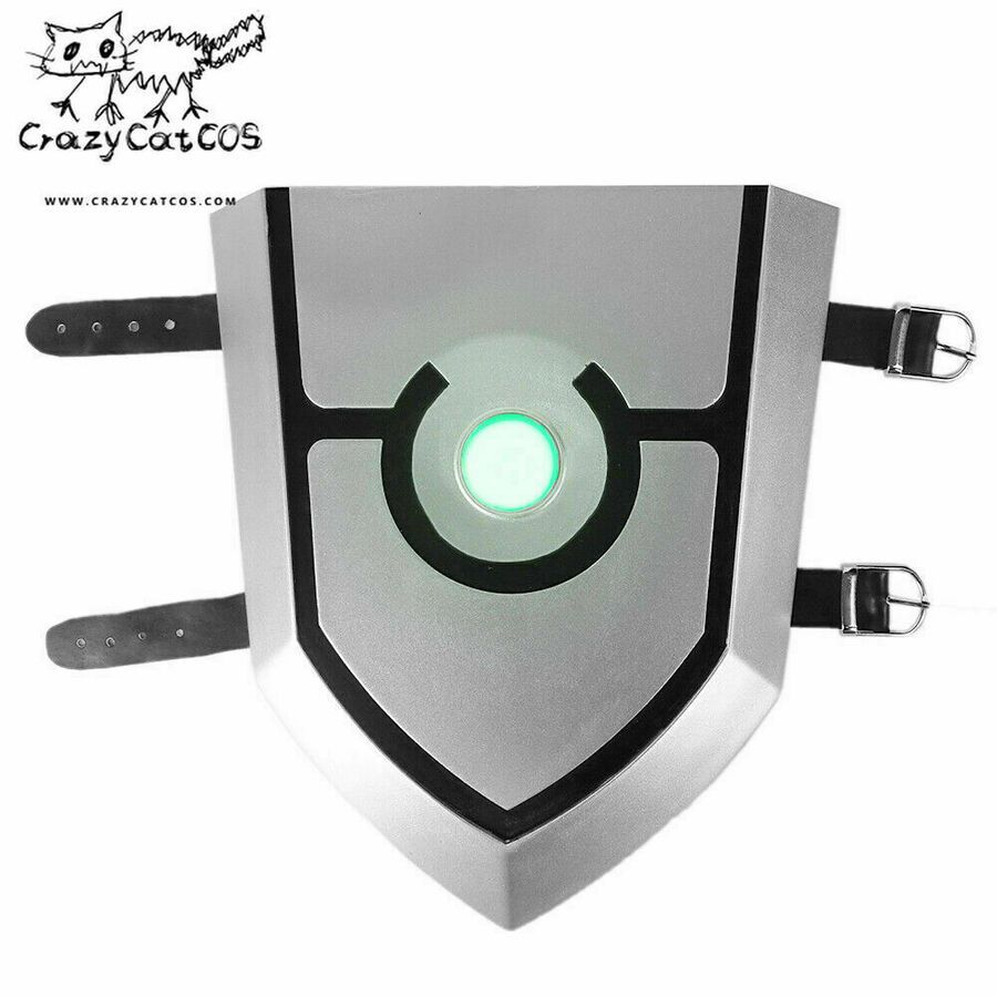 The Rising of the Shield Hero Naofumi Iwatani Cosplay Props Weapon LED Shield