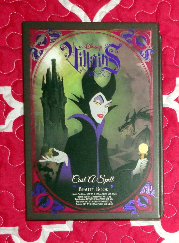 E L F Disney Villains Cast A Spell Beauty Book Maleficent Halloween Makeup Disneyelf Beauty Book Maleficent Halloween Disney Villains
