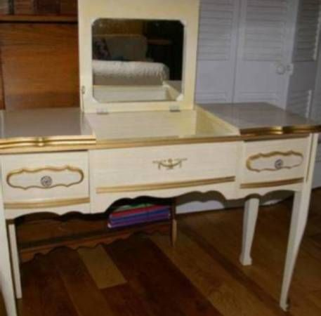 Bonnet By Sears Collection French Provincial Vanity   I Still Need This!