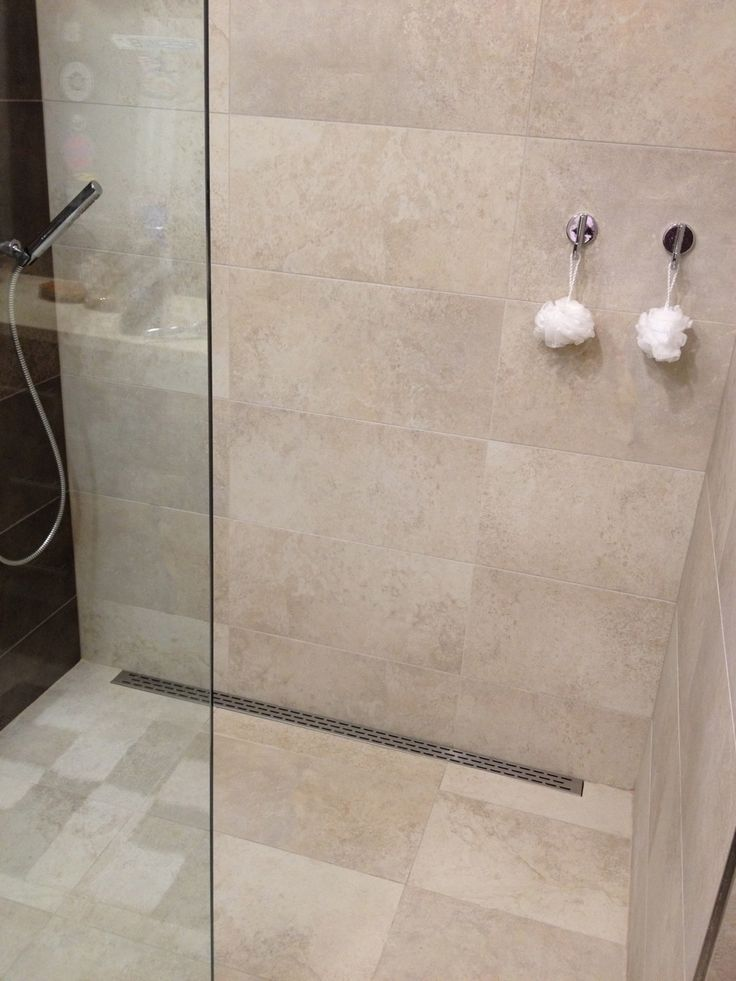 Curbless Shower Floor Slope   Google Search