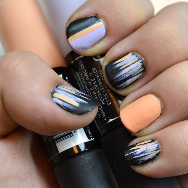 Review Revlon Chalkboard Matte Nail Polish Nail Nailart Makeup