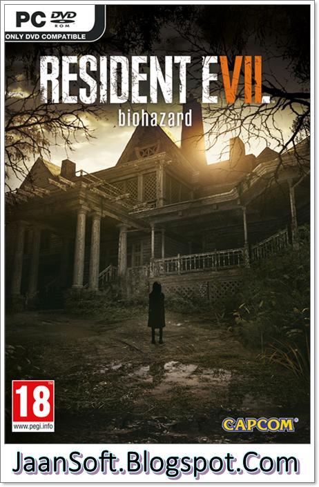 Resident Evil 7 Biohazard Pc Game 2017 Download Resident Evil 7 Biohazard Resident Evil Biohazard