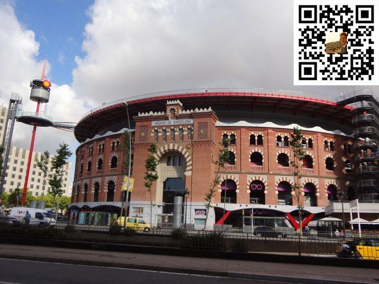 Plaza De Toros Y Actual Centro Comercial Las Arenas Barcelona En La Plaza Espanya De Barcelona Te Gusta Las Arenas Barcelona Plaza De Toros Barcelona