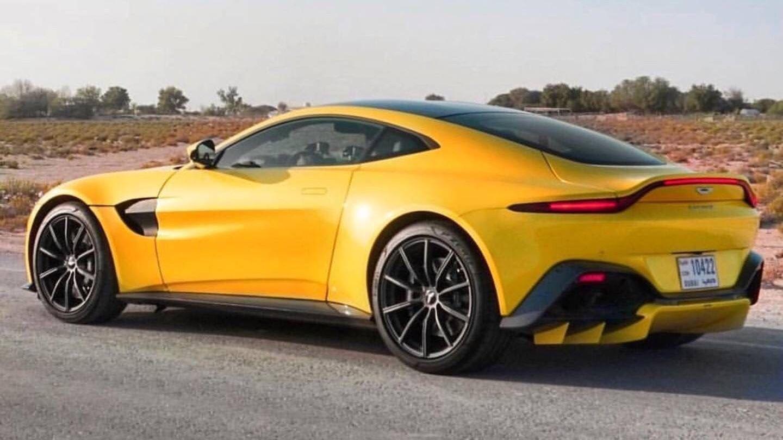 2018 Aston Martin Vantage Aston Martin Cars Aston Martin Aston Martin Lagonda