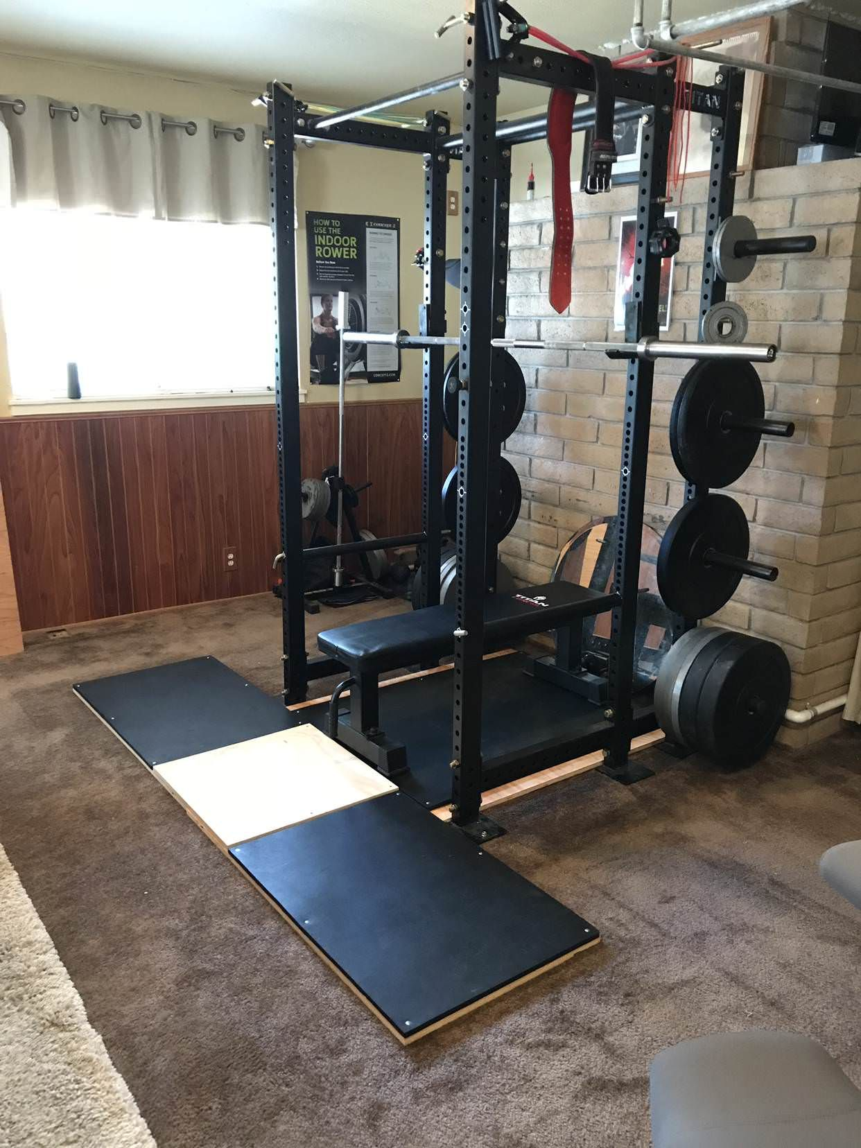 Pin By Exercise Collage On Home Gym - Pinterest -