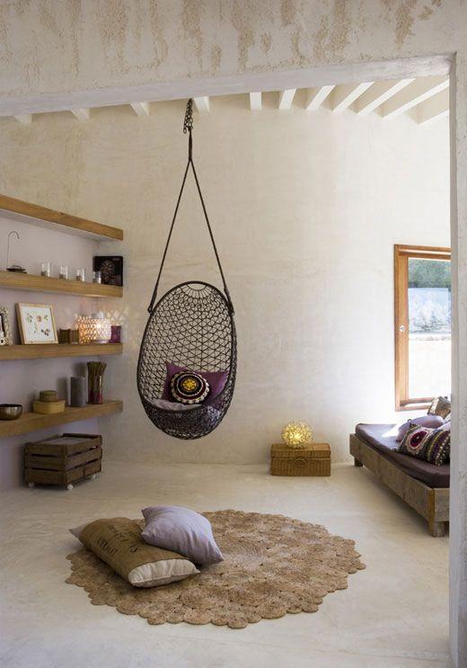 House in sand beige colors boutique decontractee Pinterest