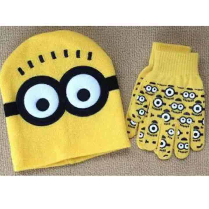 Despicable Me MINION… ($16) is on sale on Mercari, check it out! https://item.mercari.com/gl/m503371567