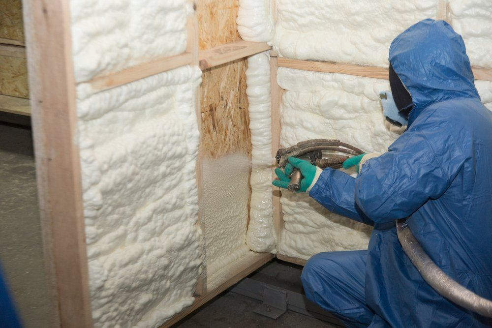 Here S Why Spray Foam Can Regulate Your House Temperature Spray Foam Insulation Spray Foam Diy Insulation