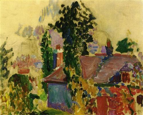 Landscape - Henri Matisse